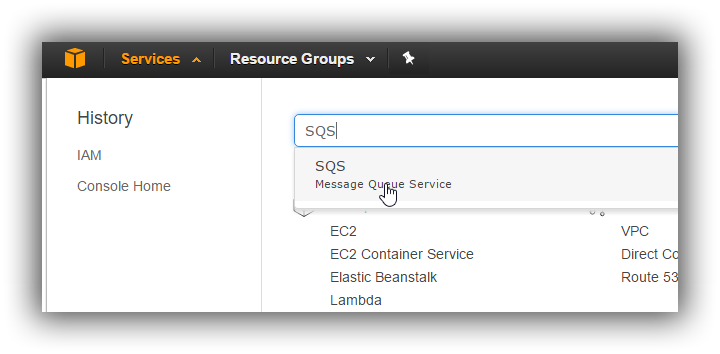 Getting Started with Amazon Simple Queue Service (AWS SQS)